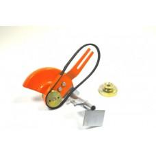 Насадка для бензопилы_универсальная пильная 230 мм (УШМ/Болгарка) для STIHL MS 170-250