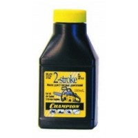 Моторное масло / присадка для 2-х/т двигателей CHAMPION, 0,1 л