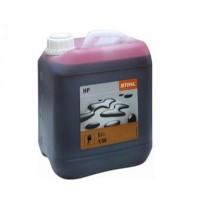 Моторное масло / присадка для 2-х/т. двигателей STIHL 5,0 л.