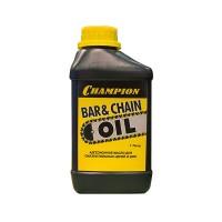 Масло CHAMPION адгезионное для смазки цепи и шины  (1л)