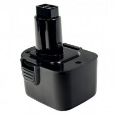 Аккумулятор ПРАКТИКА  NiCd 12В, 1.5Ач, для DeWALT