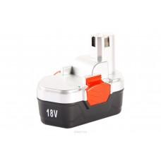 Аккумулятор HAMMERFLEX AB182 NiCd 18В, 1.2Ач для Hammer Flex ACD182