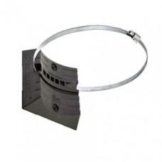Кронштейн ДЖИЛЕКС (РР) со стальным хомутом для крепления расш.баков отопления 18-24л (9021d)