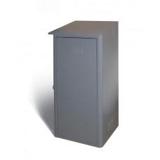 Шкаф / ящик для газовых баллонов разборный (1 бал. 50л)