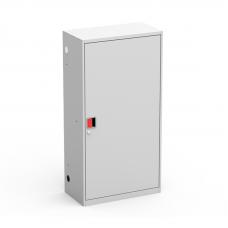 Шкаф / ящик для газовых баллонов разборный (2 бал. 50л) ШГР50-2-4