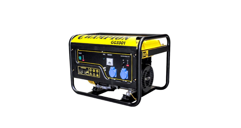 Бензиновый генератор CHAMPION GG3301