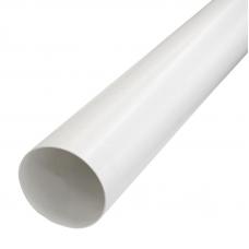 Канал (воздуховод) круглый d=125 мм (0,5 м), пластик