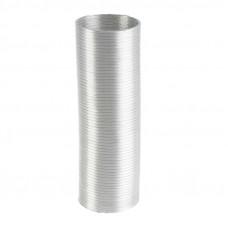 Канал (воздуховод) гофрированный алюминиевый d=125 мм (3 м)