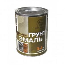 Грунт / эмаль по ржавчине 3в1 РАДУГАМАЛЕР 0,9 л