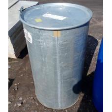 Бочка для воды металлическая б/у 200 л