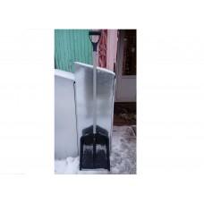 Лопата для уборки снега с алюминиевым черенком 350 / 400