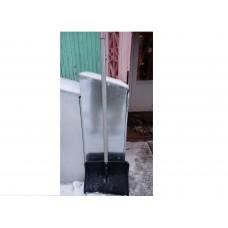 Лопата для уборки снега с алюминиевым черенком 400 / 450
