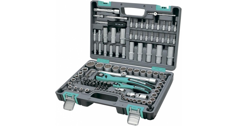 Набор инструментов, 109 предметов STELS 14122
