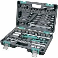 Набор инструментов, 82 предметов STELS 14117