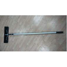 Лопата для уборки снега с крыши. Телескопическая 193-640 см