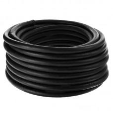 Шланг резиновый (рукав напорный,10 атм.стенка 3,5мм) 18мм 1м