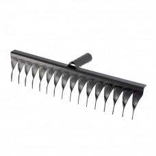 Грабли 16-зубые, 420 мм, б/ч, витые, СИБРТЕХ 61750
